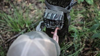 5 Tips to Get the Most Out of Your Game Camera during the Rut.